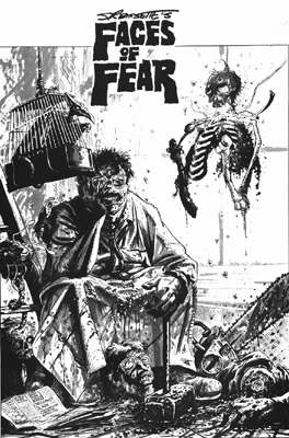 Faces of Fear cover